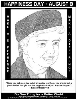Quotations on Judaism & Israel: Eleanor Roosevelt