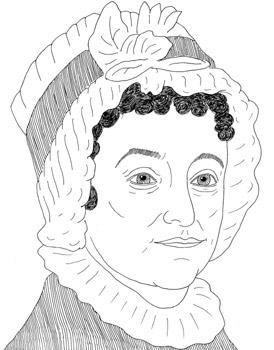 Abigail adams do one thing heroes for a better world biography