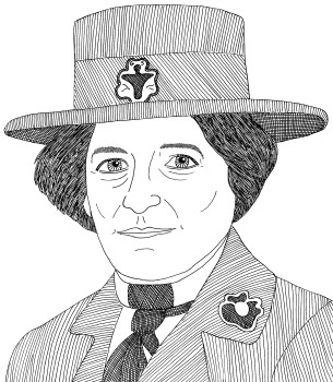 Juliette Gordon Low Do One Thing Heroes For A Better World