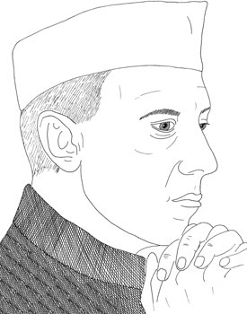 Jawaharlal Nehru - Do One Thing - Heroes For A Better World - Quotes