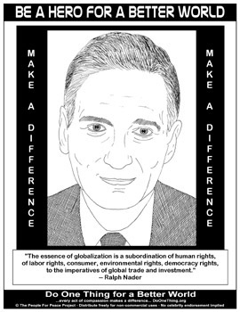 "nafta ralph nader free trade Nafta primary sources - free download as pdf file (pdf), text file (txt) or read  online  source: ralph nader, ""free trade and the decline of democracy"" 1993."